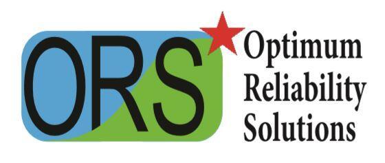 Optimum Reliability Solutions ORS Consultants Abu Dhabi, UAE