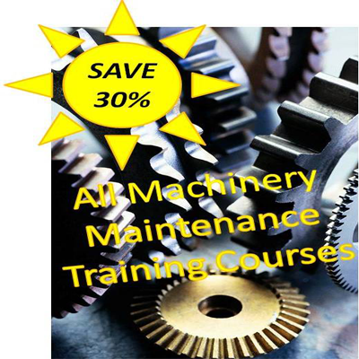 Machinery Maintenance Training PPT, Machinery Inspection Training PPT, and Maintenance PDF Books