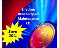 CD of Asset and Maintenance Management PPT Powerpoint Slides and Training Course Material, including all Course Workbooks and Maintenance PDF Books