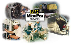 Lifetime Reliability manufacturing consultants did lean manufacturing improvements at P&H Minepro workshops, Perth, Western Australia