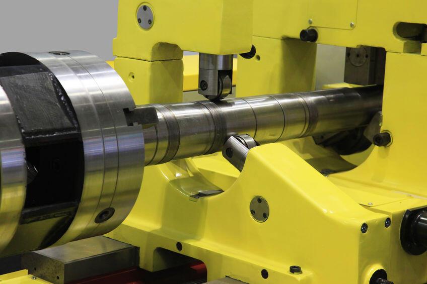 LRS Lean Consultants did process improvement on P&H jobbing machine shop process flow