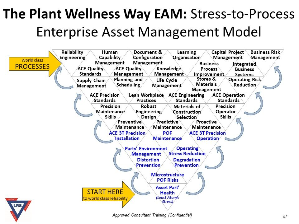 The Plant Wellness Way Enterprise Asset Management Model
