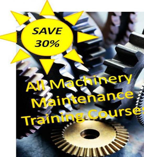 Machinery Maintenance Training PPT, Machinery Inspection Training PPT, and Maintenance PDF Books