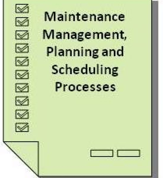 Draft Maintenance Management Process Documentation used in the Maintenance Planning Training Course